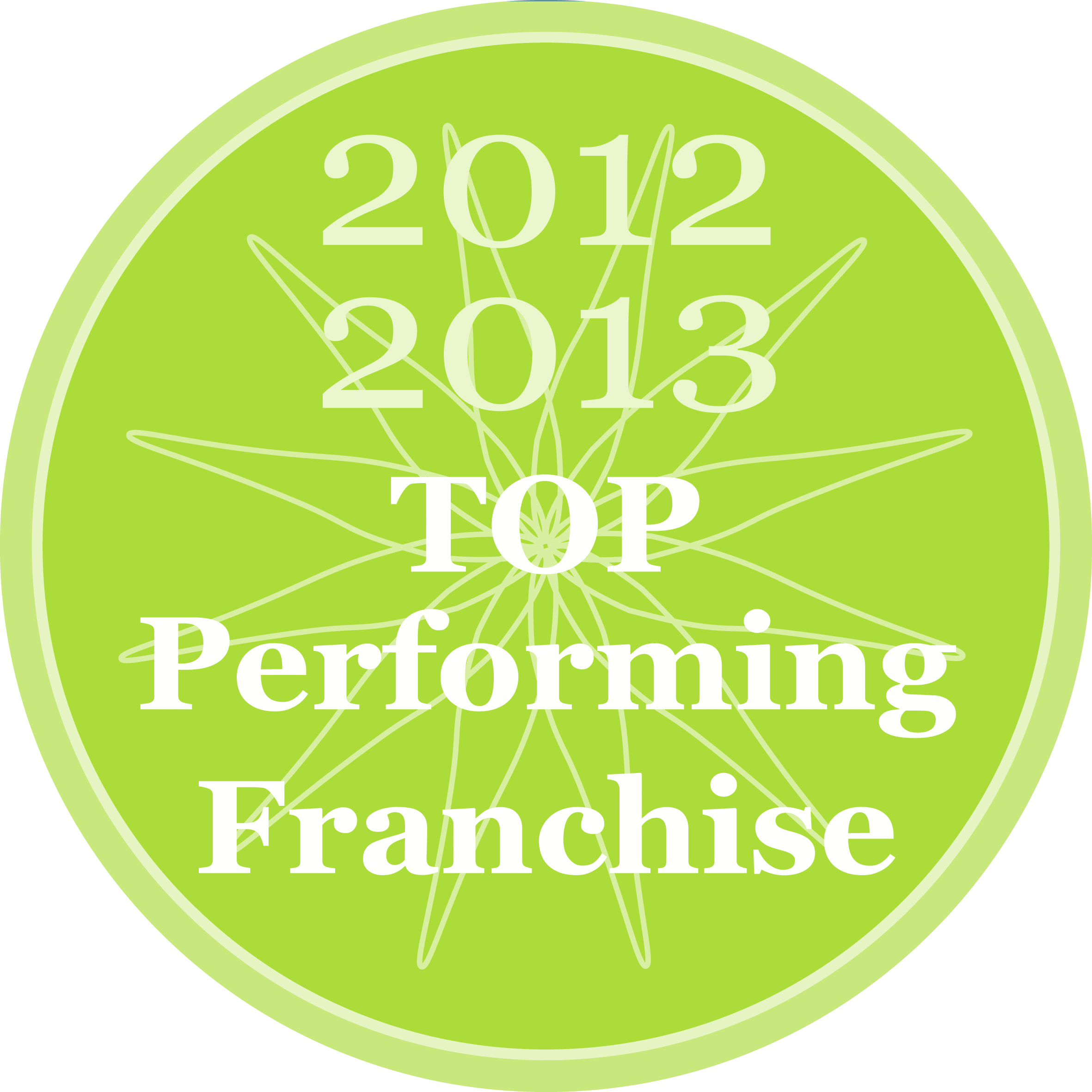 2013 top performers franchise
